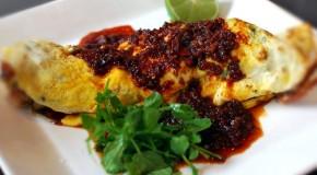 Tortang Alimasag (Crab Omelet)